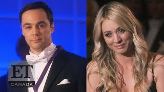 Jim Parsons, Kaley Cuoco React To 'Big Bang Theory' Finale