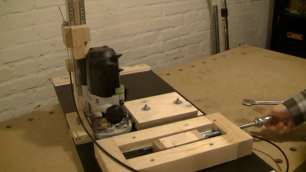 Router lift build for festool of 1400 youtube greentooth Image collections
