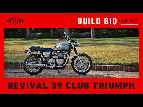 Revival 59 Club Triumph  // Revival Build Bio No 013