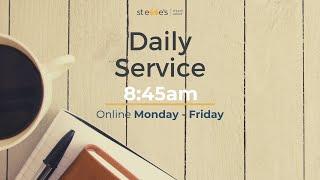 St Ebbe's Daily Service 04/08/21