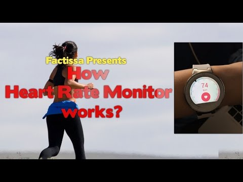 How Heart Rate Monitor Works?