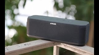 Скачать Anker SoundCore Boost Bluetooth Speaker In Depth Review