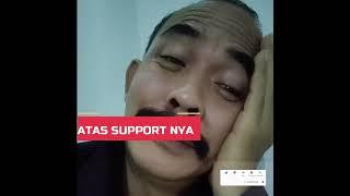Download WA STORY LUCU, PUNYA BANG HENDRA JIDAT MASUK RUMAH SAKIT, GOKIL BANGET GAES.....