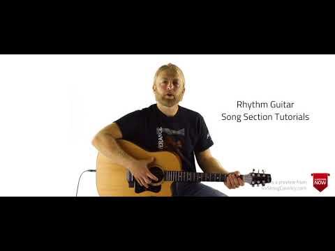 Here's A Quarter Guitar Lesson - Travis Tritt
