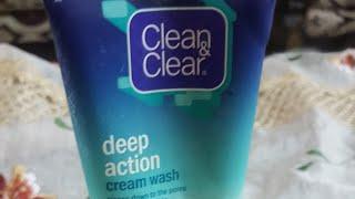 كنت بعمل ريفيو عن غسول من clean&clear deep action   وبنوتي بوظتلي الفيديو😂😂
