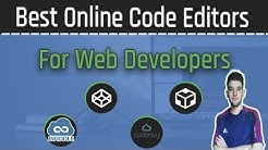 Best Online Code Editors For Web Developers