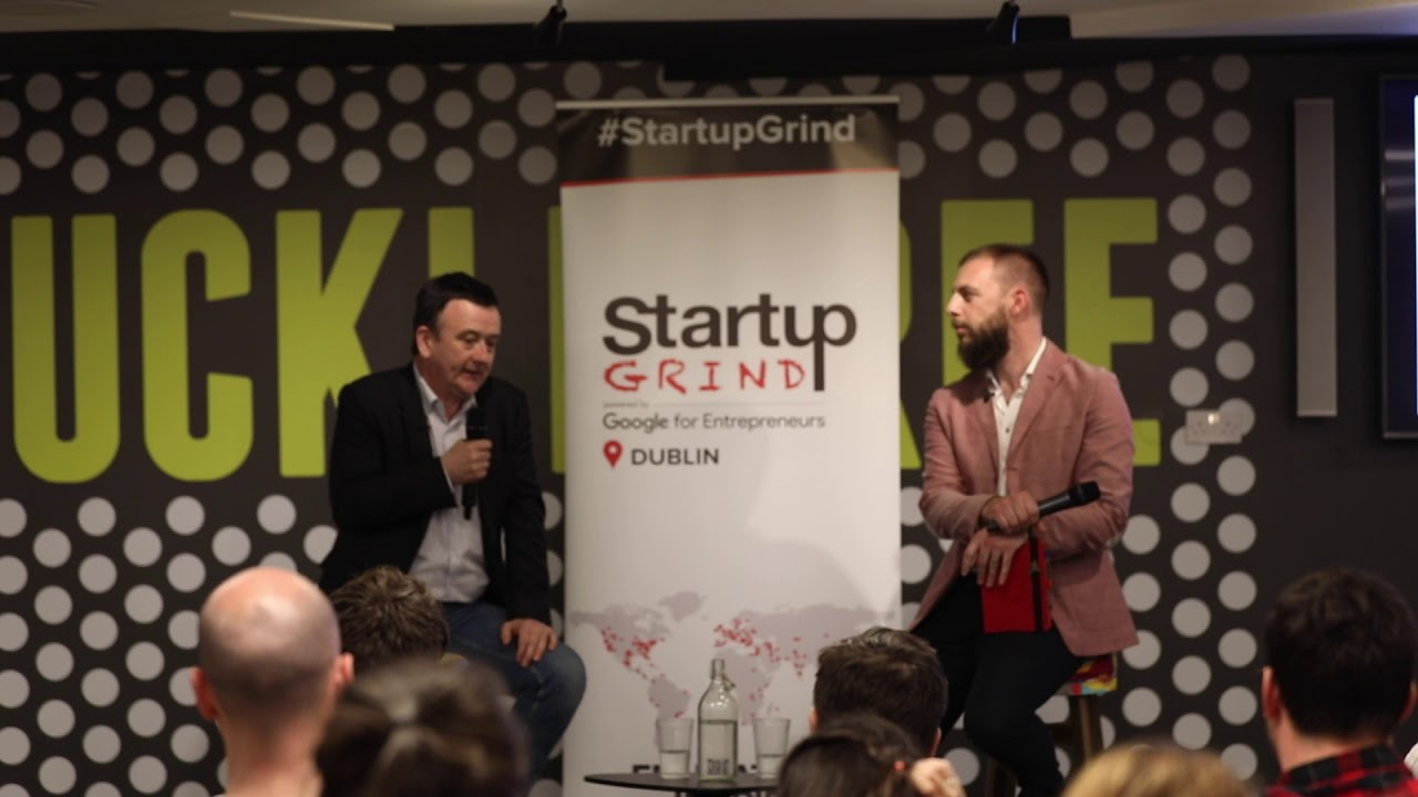 See Fireside Chat with Colm Lyon (Fire com, Realex Payments