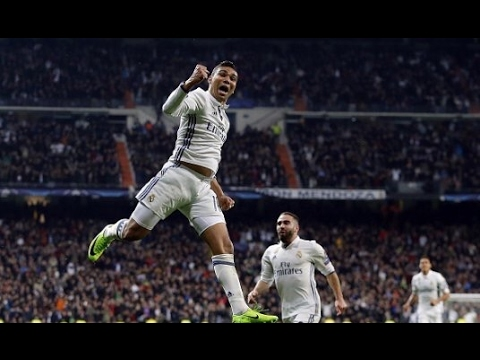 Real Madrid 3-1 Napoli | Goles | COPE | 2017