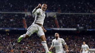 Real Madrid 3-1 Napoli   Goles   COPE   2017