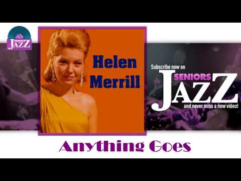 Helen Merrill - Anything Goes (HD) Officiel Seniors Jazz Mp3