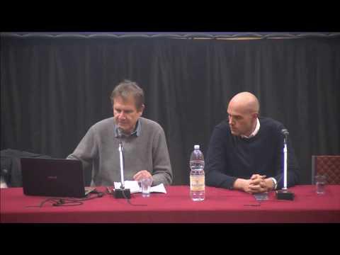 Lucio Caracciolo presentazione dell'ultimo numero di Limes, la rivista italiana di geopolitica