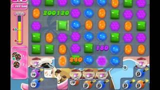 Candy Crush Saga Level 1549 (No booster, 3 Stars)