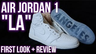 "Air Jordan 1 ""LA"" Edition Exclusive 