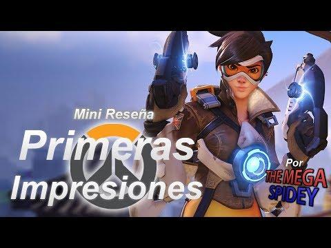 Primeras Impresiones de Overwatch (Mini reseña)