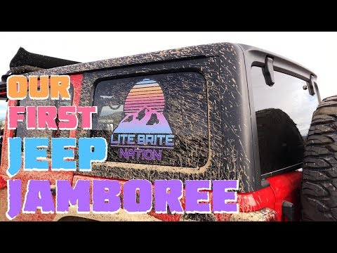 Our First Ever JEEP JAMBOREE!