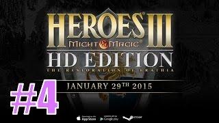 heroes 3 HD прохождение кампании Подземелья и Дьяволы #1