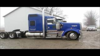 2000 Kenworth W900 semi truck for sale | sold at auction February 18, 2016