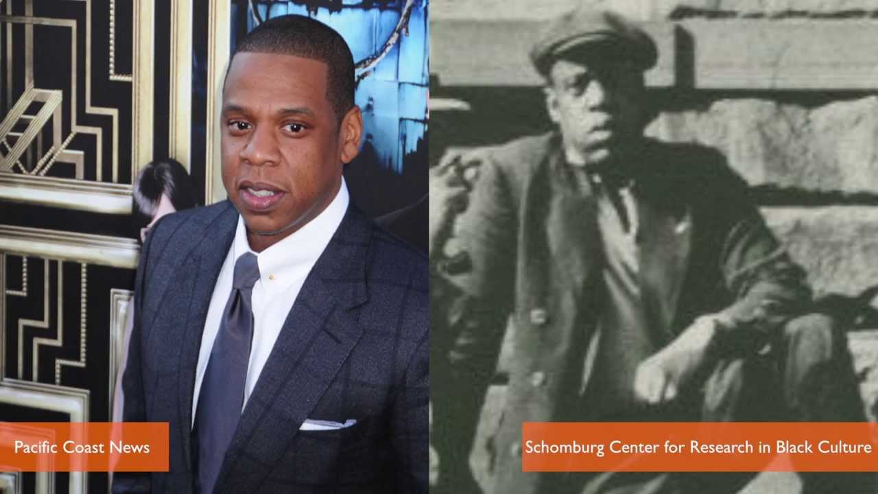 Celebrity Time Travelers