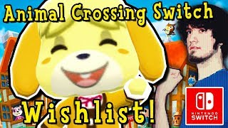 10 Ideas for Animal Crossing SWITCH! - PBG