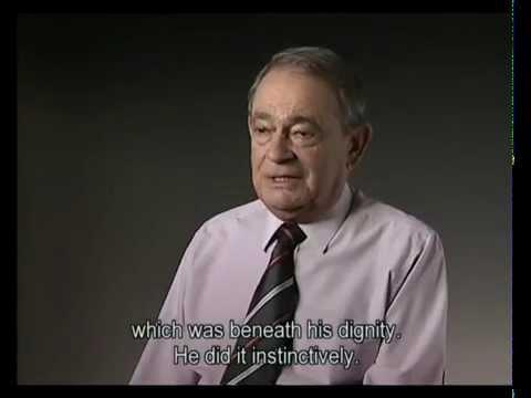 Holocaust Survivor Testimonies: Slave Labor in the Concentration Camps