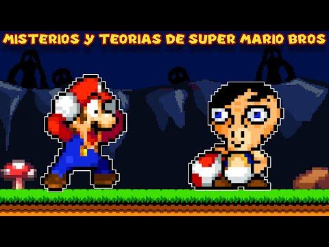MISTERIOS y TEORÍAS INCREÍBLES de Super Mario Bros - Pepe el Mago