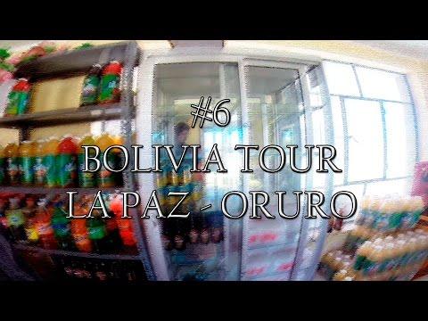DIARIO CIUDADANO #6 | BOLIVIA TOUR: LA PAZ - ORURO