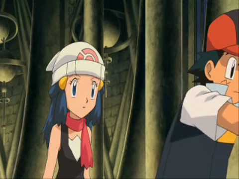 pokemon ash and dawn sexual in skirt
