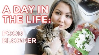 A day in the life: food blogger // 500 rice cooker?!?