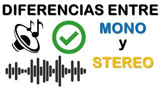 DIFERENCIAS Entre SONIDO MONO & STEREO (ESTÉREO)   UskoKruM2010