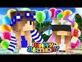 Minecraft-little Carly-happy Birthday Little Kelly!! video