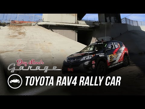 2015 Toyota RAV4 Rally Car - Jay Leno's Garage