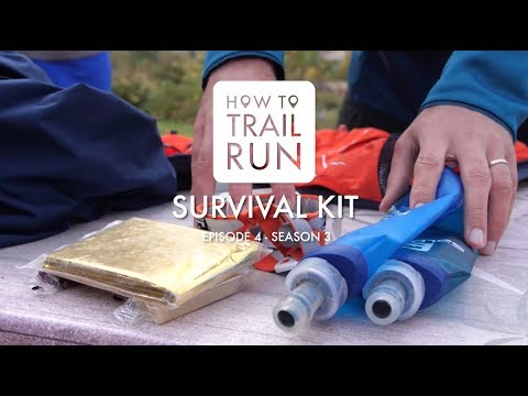 How To Trailrun [S3 - EP4] - Survival Kit | Salomon
