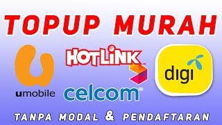 Free top up maxis 2019