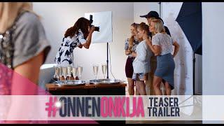 #ONNENONKIJA -elokuvan teaser trailer. Ensi-ilta maaliskuussa 2016.