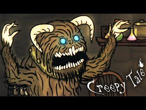 Видео: ФИНАЛ ► Creepy Tale #3