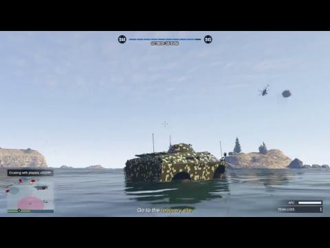 GTA V Offshore Assets Mission