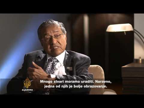 Recite Al Jazeeri: Mahathir bin Mohamad