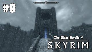 The Elder Scrolls V: Skyrim прохождение игры - Часть 8: Коллегия Винтерхолда