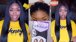 BEST VIRGIN HAIR DUPE!!! SHE IS SYNTHETIC !?   SAMSBEAUTY.COM