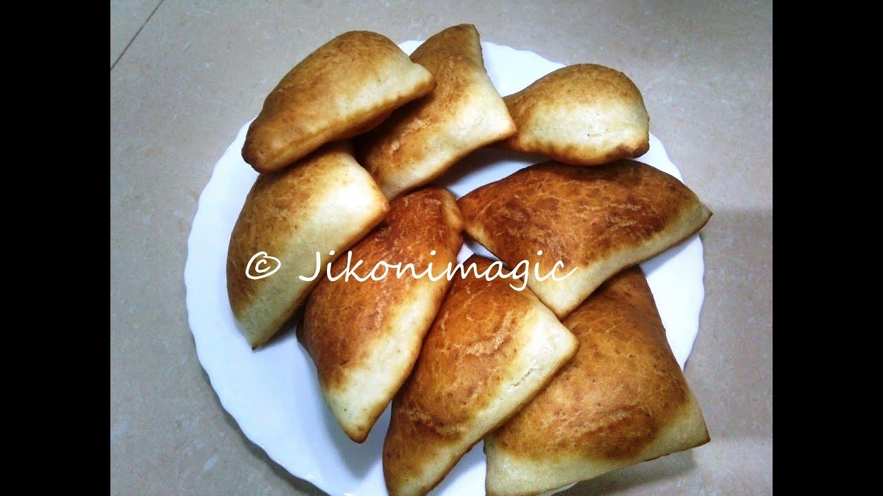 Mahamris (African coconut and Cardamom doughnut) Recipe - Jikoni Magic ...