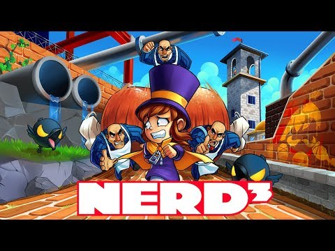 Nerd³ Recommends A Hat in Time - N Sixty N'aww