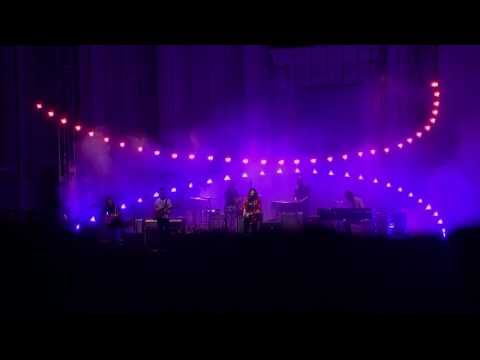 """The War on Drugs - """"Tangled Up In Blue"""" 10/06/2017 Greek Theatre"""