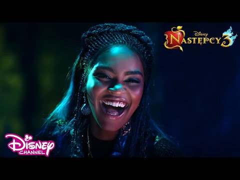 Uma powraca 🐙 | Następcy 3 | Premiera 11 października w Disney Channel!