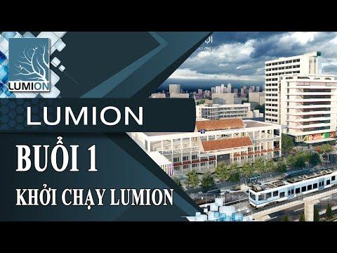 ❤HỌC LUMION CƠ BẢN❤Bài 1(Phần 01):Giao diện Lumion 9.5 + Khởi chạy Lumion tối ưu hóa máy tính