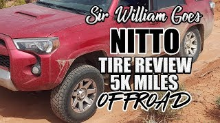 #TrailOnTAT Tire Review of Nitto Terra Grappler G2