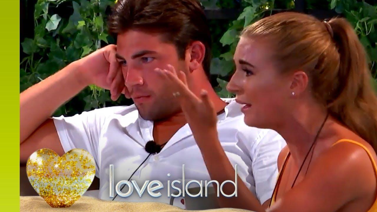 Dani and Georgia Have a Mega Fall-Out   Love Island 2018