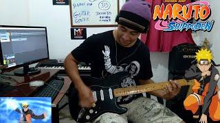 Naruto Shippuden - OP 4 (Closer - Joe Inoue) Doug Guitar Cover