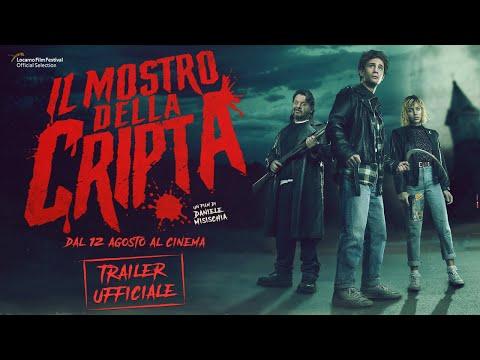 IL MOSTRO DELLA CRIPTA (2021) - TRAILER UFFICIALE