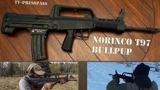 Norinco T97 Bullpup: The Type 97/QBZ 95 Back in Canada
