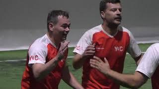 Полный матч YBC 2 4 ФК Футбік Турнир по мини футболу в Киеве